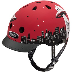 nutcase bke helmets are no. 5 in our bicycle gift guide